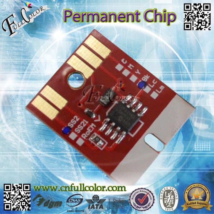 ФОТО 6 Colors Chip Manufacture SS21 Permanent Cartridge Chip for Mimaki CJV150 CJV300 JV150 JV300  CISS Chip