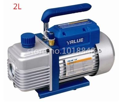 Fy-2c-n Luft Vakuumpumpe Laminieren Maschine Membran Pumpe Schimmel Spritzguss Evakuierte Pumpe 220 V SchöN Und Charmant Kälte Reparatur