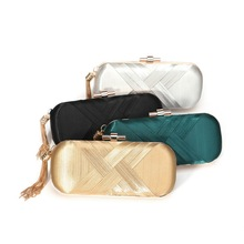 Luxury Small Flap Handbags Women Bags Designer Silk Day Clutches Ladies Shoulder Bag Sac Main Femme Evening
