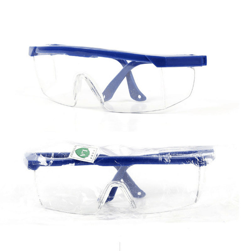 Lab Medical Student Eyewear Clear Safety Eye Protective Anti-fog Goggles Glasses For Lab Outdoor Work
