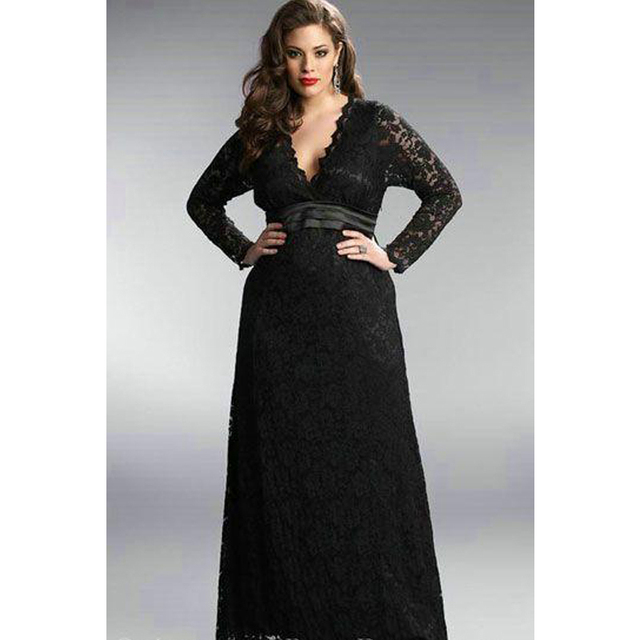 Aliexpress.com : Buy Black Lace Mother Of The Bride Dresses 2017 ...