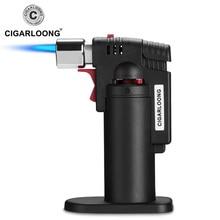 Torch Turbo Lighter 2018 New Spray Gun Jet Butane Cigar Lighter Gas Cigarette Windproof Lighter No Gas CLB-B0001 джинсы муж new albert chino gas
