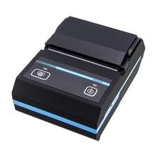NT-1880 Портативный 58 мм Bluetooth Термальность получения принтер Mobie приложение 2D QR код получения принтер Поддержка Android/IOS для магазин