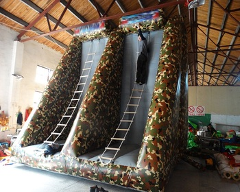 Konfigurowalny nadmuchiwana ściana wspinaczkowa nadmuchiwane ściana wspinaczkowa dla dzieci tanie i dobre opinie XZ-CW-061 Dziecko Customizable children inflatable climbing wall inflatable rock climb 0 5mmPVC 110-220v Large Outdoor Inflatable Recreation