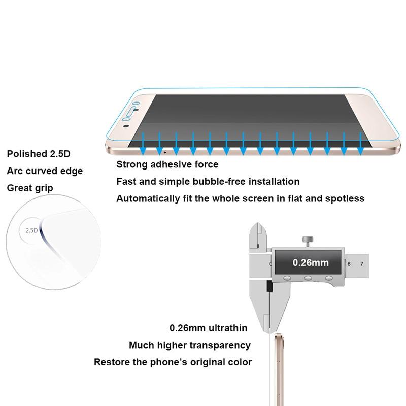 GXE Premium härdat glasfilm för LeEco Le 1 Pro 1s Le 2 Pro Max 2 - Reservdelar och tillbehör för mobiltelefoner - Foto 5