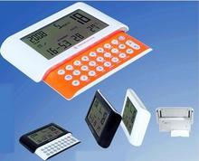 AQ – 282 portable calculator Handheld Calculator calendar calculator world time