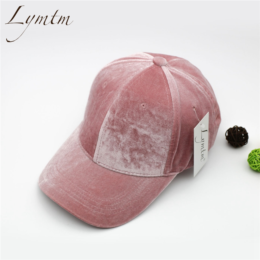 High Quality Soft Velvet   Baseball     Cap   2019 Spring Women and Men Adjustable Casual Lustrously Snapback Travel Trucker Hat   Cap