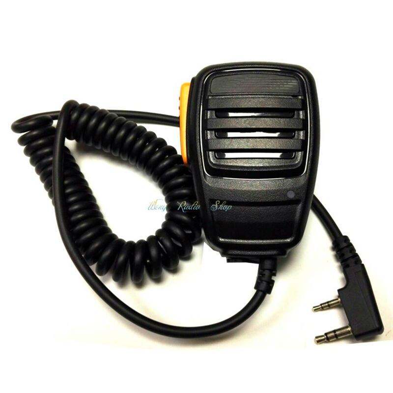 Baofeng Radio De Poche Microphone Haut-Parleur MIC pour BAOFENG UV-5R Pofung UV-UV5R 5re UV-B6 BF-888S BF-UVB2 Plus livraison gratuite