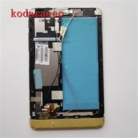 Kodaraeeo For Lenovo Miix 2 8 LCD Display Touch Screen Digitizer Assembly With Frame