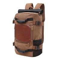 Man Travel Large Capacity Backpack Male Luggage Shoulder Bag Computer Casual Men Functional Versatile Bags ZQ 126