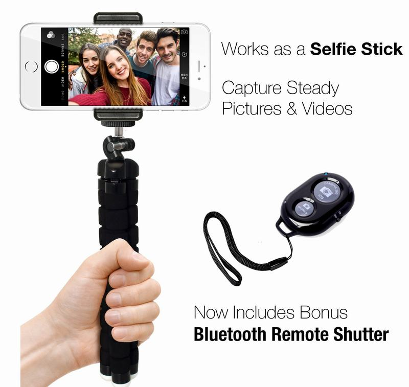 Bluetooth-Remote-Shutter-with-Flexible-Octopus-Mini-Phone-Tripod-Stand-Holder-For-iPhone-6S-7-5S-Plus-Xiaomi-mi5-Suporte-Celular-1 (11)