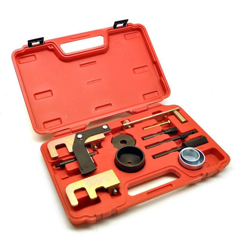 Diesel Engine Camshaft Crankshaft Locking Belt Tensioner Alignment Timing Tool Kit For Renault Nissan Vauxhall Opel