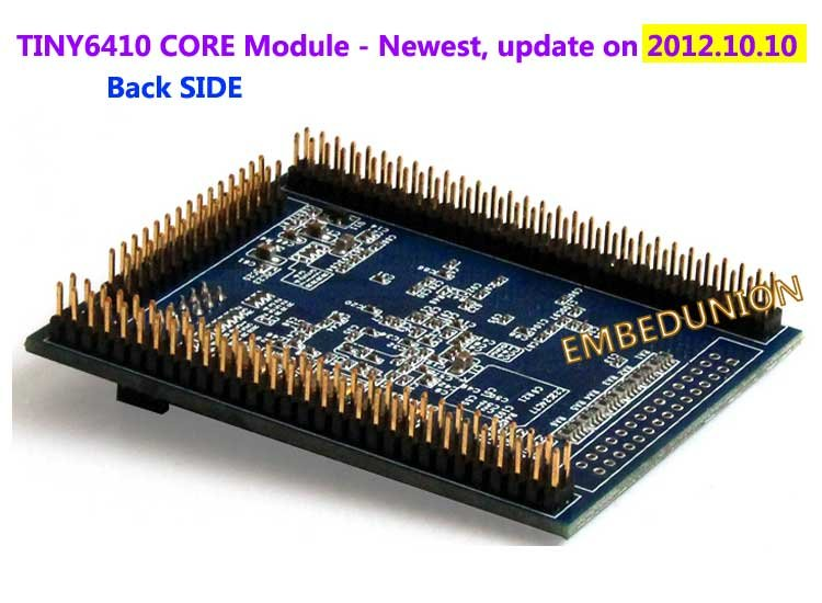 FriendlyARM S3C6410 ARM11 Development Board TINY6410 + 4.3 inch Touch Screen,256M RAM+256M Flash, Support Android