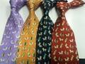 2016 Venta Caliente! boxLuxury H Lazo corbata De Seda de regalo de Negocios de Calidad Ocasional Masculina de Seda Jacquard Corbata envío gratuito