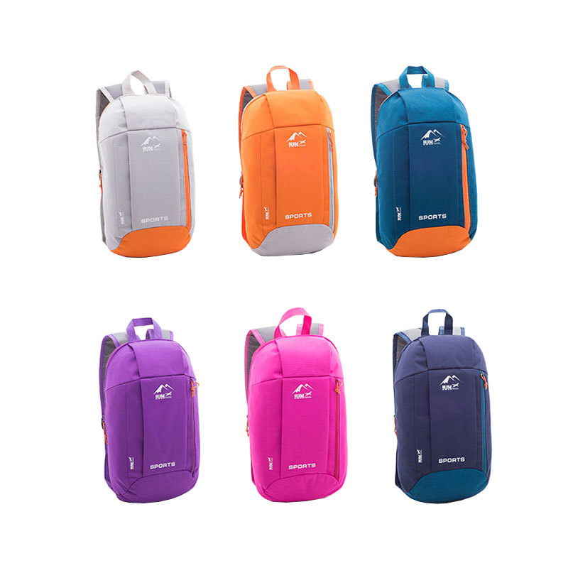 Nylon Waterproof Sport Backpack Small Gym Bag Women Pink Outdoor Luggage For Fitness Travel Duffel Bags Men Kids Children Sac De