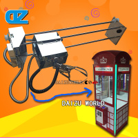 Doll Machine Gantry Toy Crane Machine Spare Parts Crane Crown Claw Machine Motor Toys Claw Catch