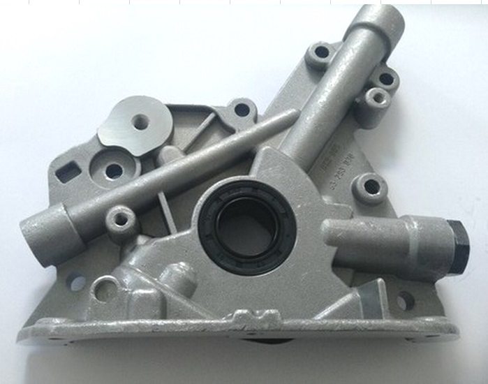 Engine oil pump 90298371 90298370 for excavator jiangdong engine parts for tractor the set of fuel pump repair kit for engine jd495