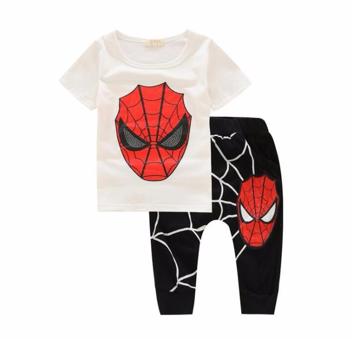 HTB1oHZeRpXXXXchXFXXq6xXFXXXg - Boy's Cool Spring/Summer 3 Piece Set - Coat, Pants, and T-Shirt - Spider Man Design