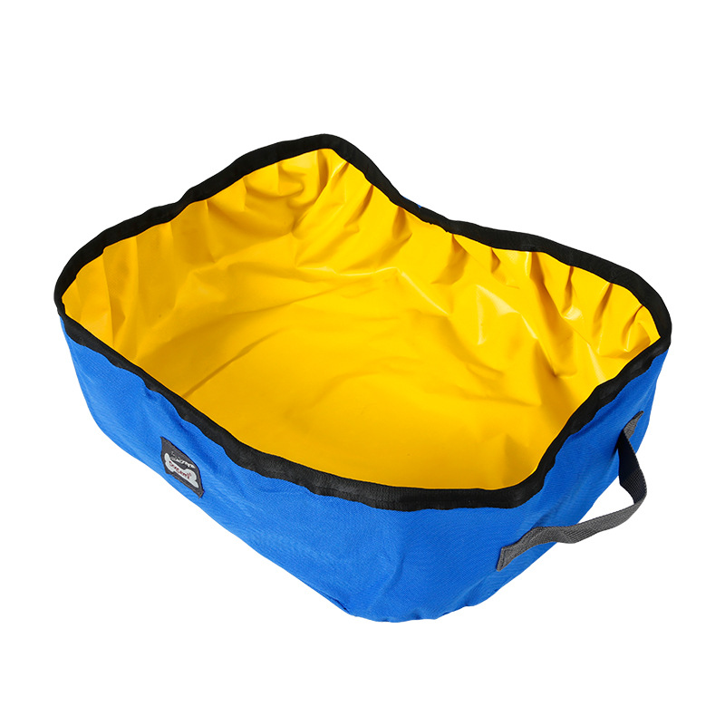 Pet Cat Travel Foldable Portable Outdoor Cat Litter Waterproof Collapsible Box Kitten Toilet Training Bedpan Pl0066 #4