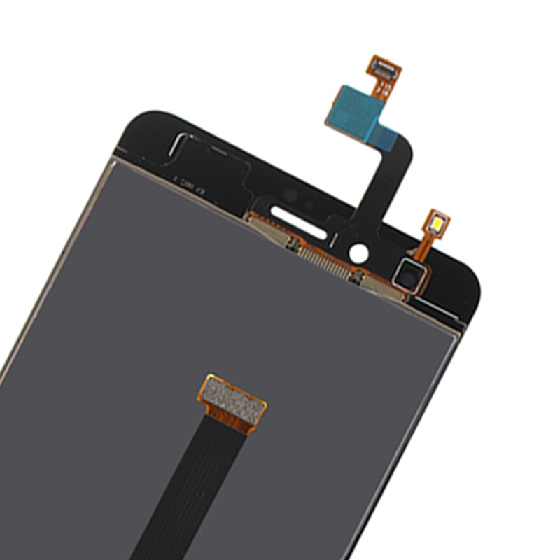 Image 2 - For ZTE Nubia Z11 Mini NX529j 5.0'' new LCD + touch screen digitizer components black and white 100% tested + logistics tracking-in Mobile Phone LCD Screens from Cellphones & Telecommunications