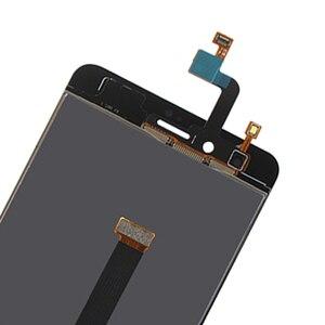 Image 2 - Zte ヌビア Z11 ミニ NX529j 5.0 新液晶 + タッチスクリーンデジタイザコンポーネント黒と白の 100% テスト + 物流追跡