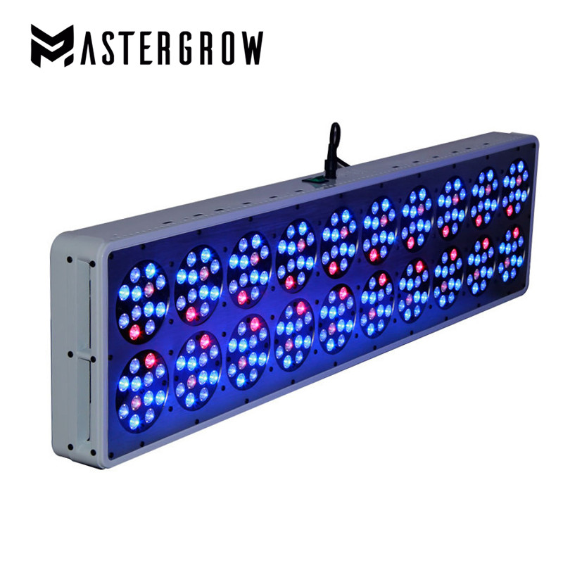 Dimmable Remote Control Apollo 20 Full Spectrum 1500W LED Grow Light 10band For Indoor Plants Hydroponic System Greenhouse Tent