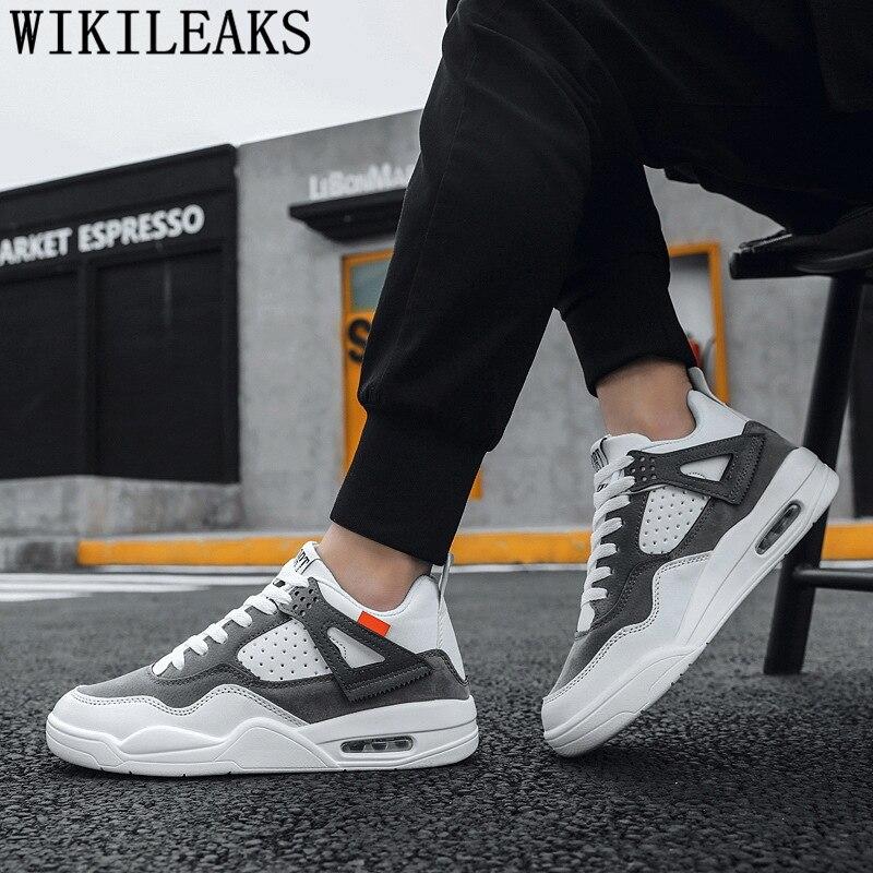 Marca De Para Cuero Hombre Hip Hop Zapatillas Diseñador Lujo Mocasín Zapatos BoedxrC