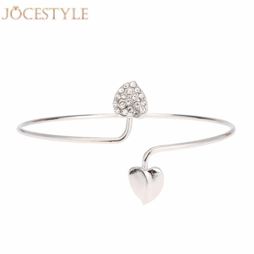 Bangle Love Heart Twisted Wire Bracelet Bangle Designer Brand Retro ...