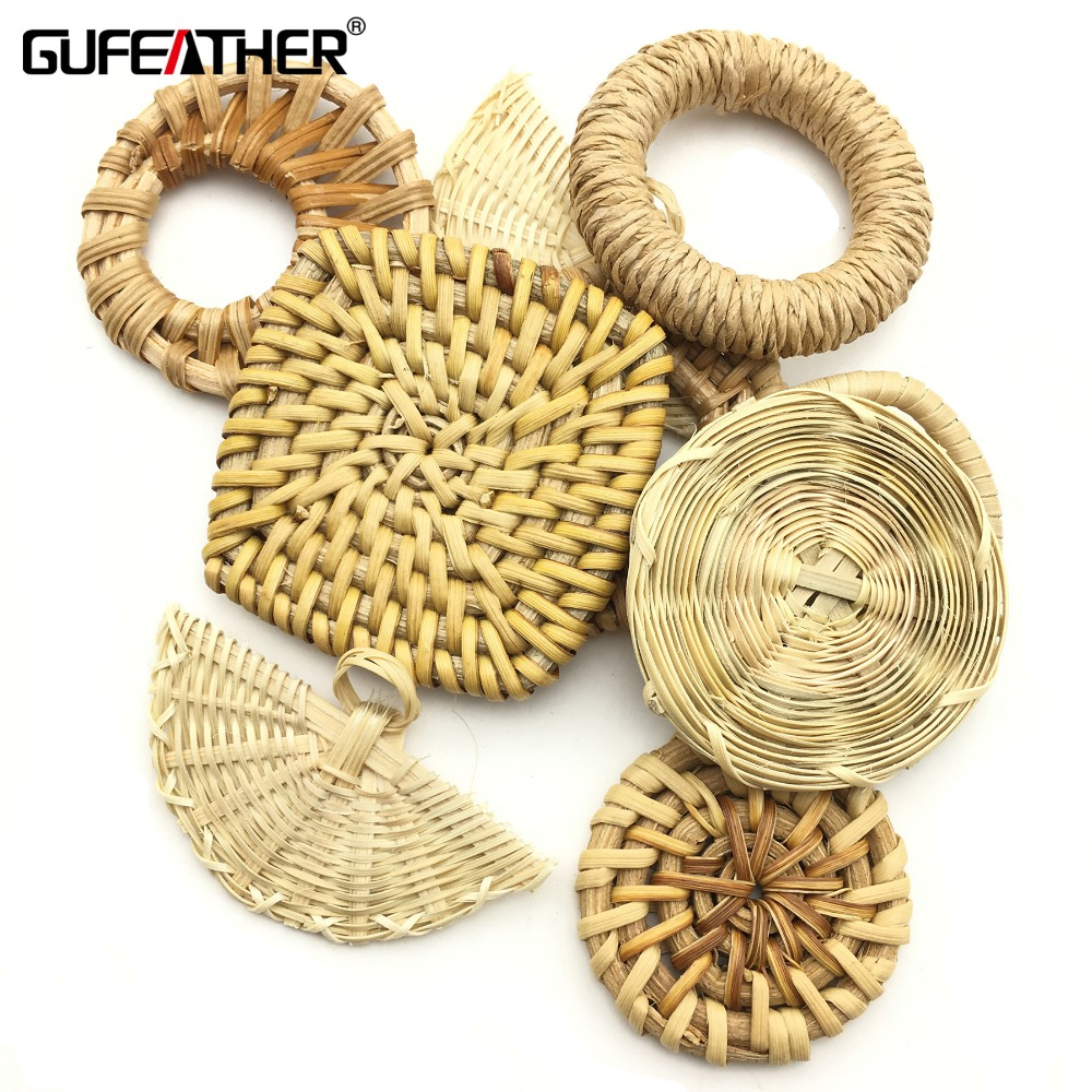 GUFEATHER M287,jewelry Accessories,jewelry Findings,accessory Part,bamboo Pendant,handmade,jewelry Making,diy Earrings,10pcs/lot