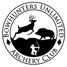 13.8cm*13.8cm Bowhunters Unlimited... Car Sticker Vinyl Decor Decal S4-0580(China)