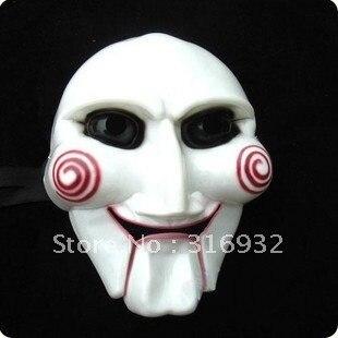 M7 5pcs/lot Sales promotion Movie Saw mask Halloween present Halloween bar mask lastest terrible mask
