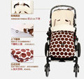 Baby Stroller winter sleeping bag envelope for newborns Doll strollers sack infantil carriage pram slumber bag for wheelchair