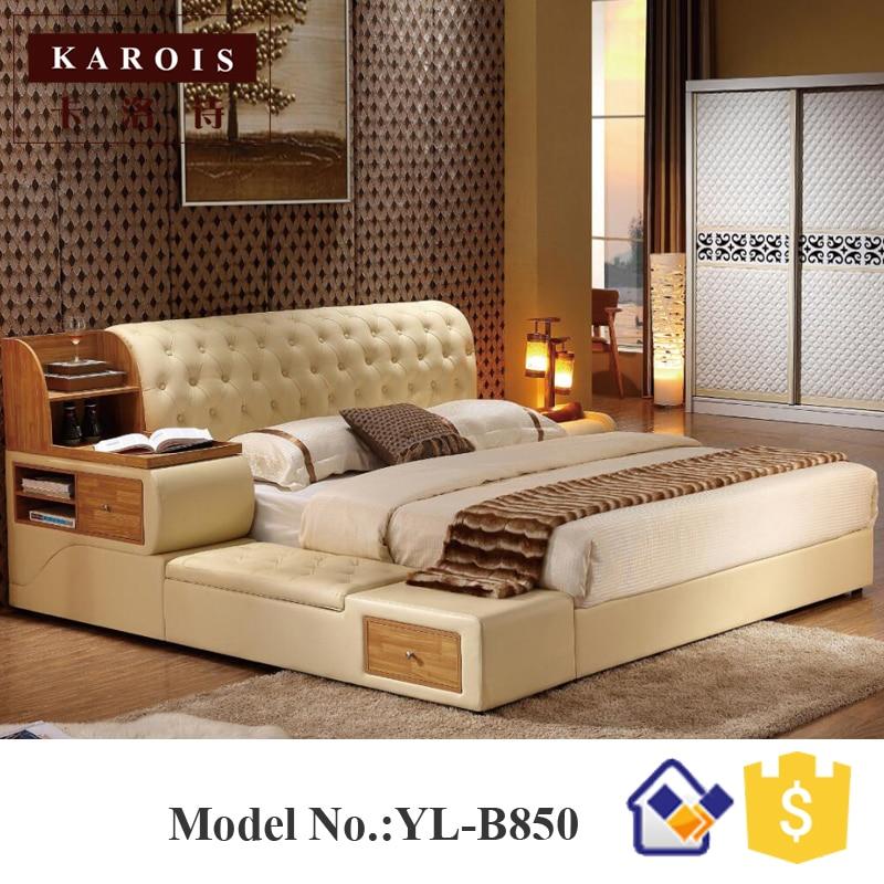 US $582.0 |Cina migliore qualità fornitore ashly mobili camera da letto in  legno viola disegni-in Letti da Mobili su Aliexpress.com | Gruppo Alibaba