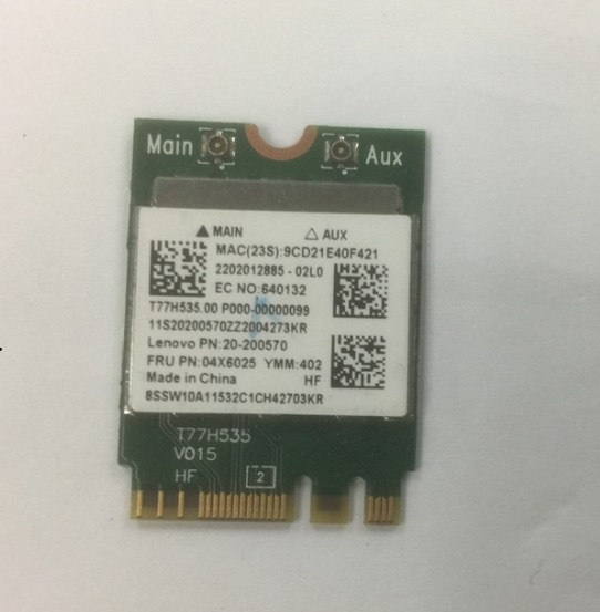 SSEA New Card For Realtek RTL8723BE NGFF Mini PCI-E WiFi Bluetooth 4.0 for Lenovo E450 E550 E455 E555 B40-30 B40-70 FRU 04X6025