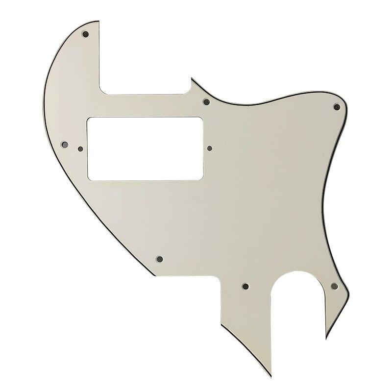 pleroo guitar parts for us tele f hole hybrid guitar pickguard tele conversion with paf. Black Bedroom Furniture Sets. Home Design Ideas