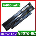 4400 mah bateria do portátil para dell n4010 312-0233 312-1205 383cw 451-11510 451-11948 j1knd wt2p4
