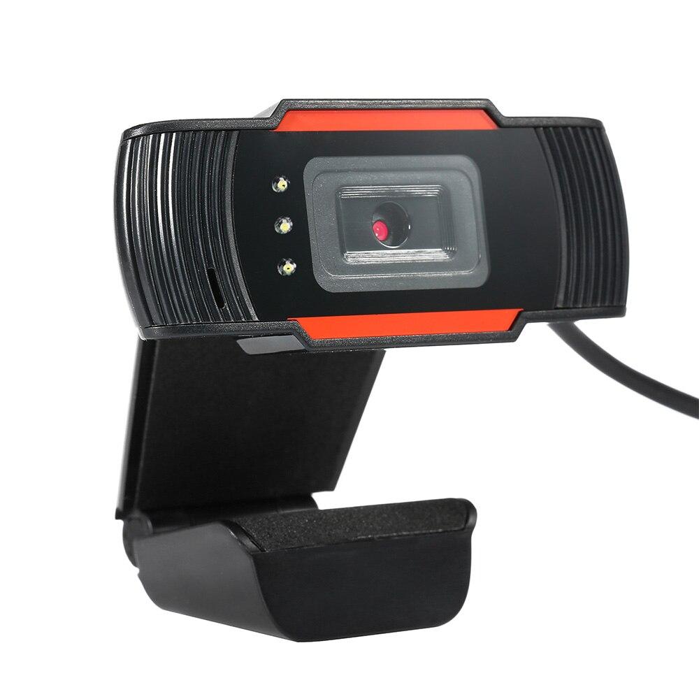 ТВ WebCam ПК компьютер Камера Запись видео USB 2.0 веб-Камера с поглощения MIC для ноутбуков Mac