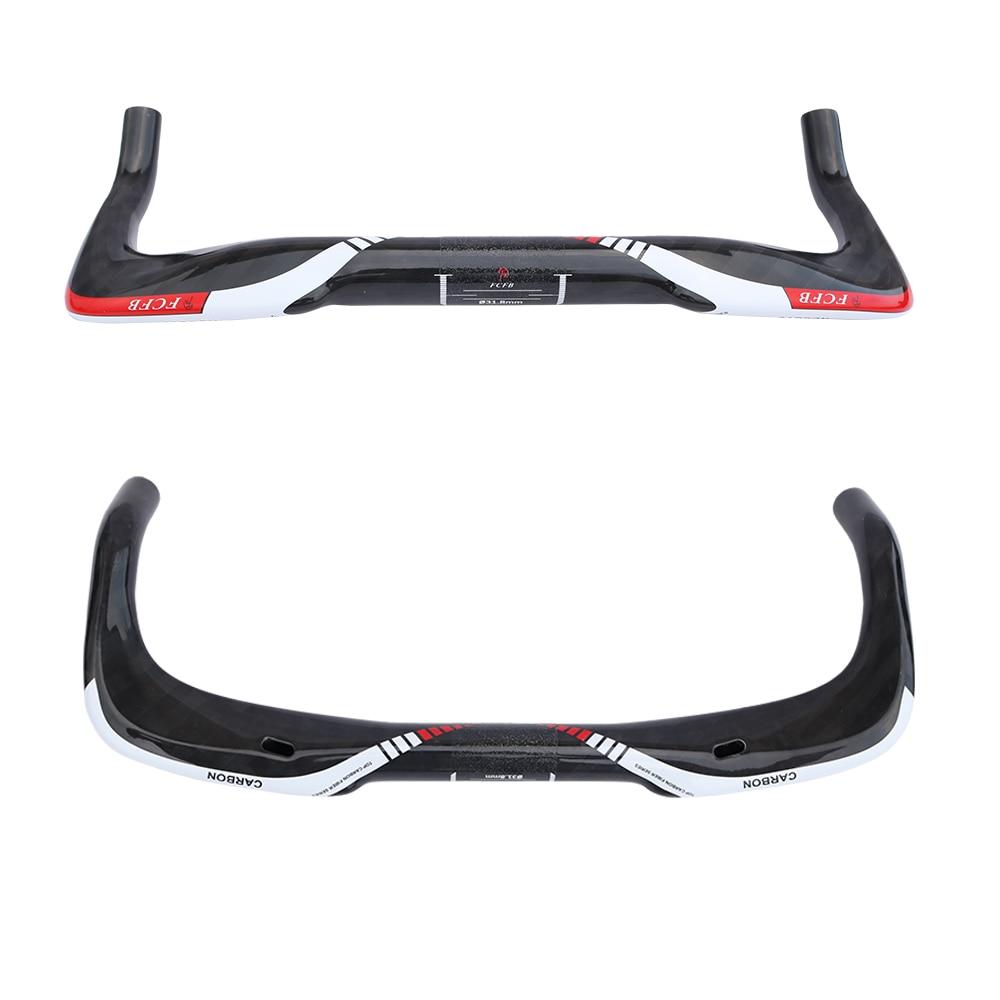 FCFB სრული ნახშირბადის TT HANDLEBAR - ველოსიპედები - ფოტო 2