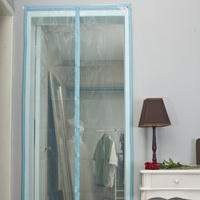 High Quality Anti Mosquito Screen Net Magnetic Fly Curtain For Door Automatic Closing Window Mesh Kitchen