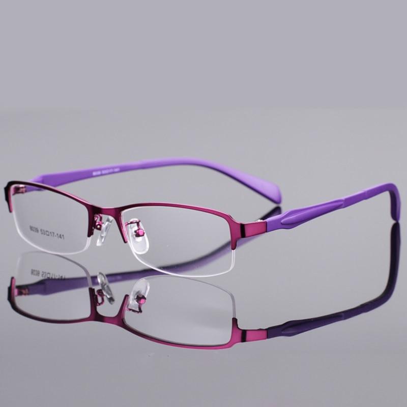Optik gözlüklər çərçivəsi Qadın Kompüter Eynəkləri Qadın - Geyim aksesuarları - Fotoqrafiya 4