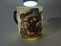 Batman mok arkham knight harley quinn joker mok Suicide Squad mokken bone china mokken warmte onthullen warmtegevoelige koffie thee kop
