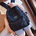 New Girl's Waterproof Classic Backpack Retro Nylon Ladies Backpacks Female Casual Travel Bags Mochila