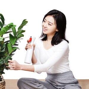 Image 4 - Youpin YIJIE Time lapse püskürtücü şişe ince sis su çiçek sprey şişeleri nem Atomizer Pot ev işi