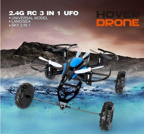 3 In 1 UFO RC Quadcopter font b drone b font JXD503 2 4G 4CH 6Axis