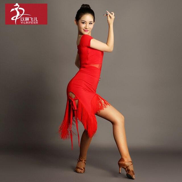 2018 nuevo vestido de Tango vestido de baile oferta Top moda mujeres algodón  Tango Mujer Latina 4797092784fd