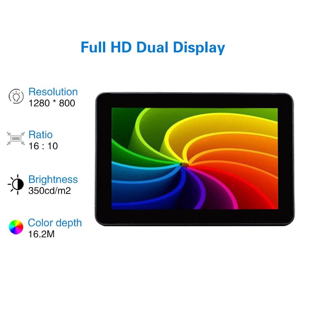 Yanling Rugged Computer Tablet Desktop Industrial Windows-10 All-In-One PC Intel