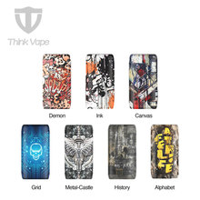 New Original 220W Think Vape Thor Pro TC Box MOD with 1.3 Inch TFT Screen & 220W Max Output No 18650 Battery VS Think Vape Thor