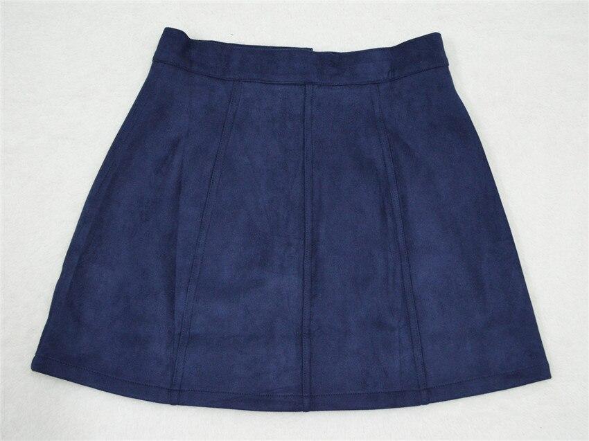 HTB1oHfEPpXXXXX3XVXXq6xXFXXX4 - Spring Button Suede Leather Skirts JKP058