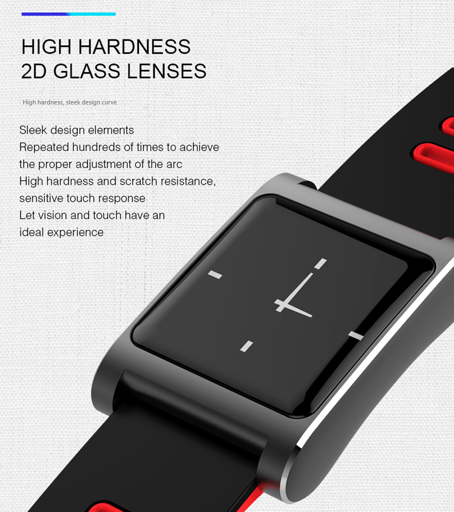 Volemer K88 plus Smart Band Blood Pressure Heart Rate Monitor Bracelet Color Display IP68 Waterproof Fitness Tracker Wristband (4)