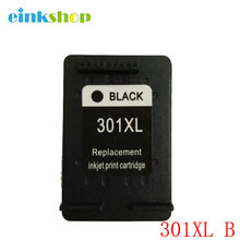 For HP 301 301 XL Black Ink Cartridge For HP Deskjet 1050 2050 2050s 3050 Envy 4500 4502 4504 5530 5532 5539 Printer цена